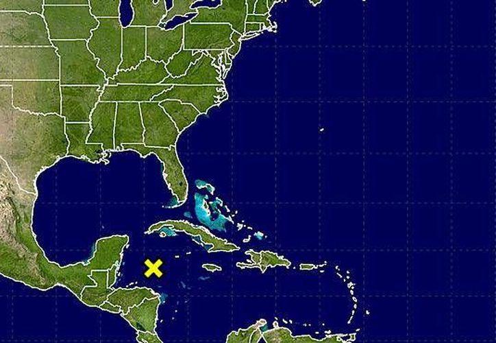 Para hoy se esperan cielo  nublado, la probabilidad de lluvias es del 20% en Chetumal. (NOAA)