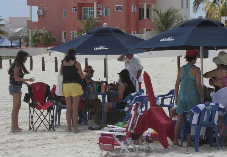 Muestran la oferta hotelera, restaurantes y agencias de viajes. (Tomás Álvarez/SIPSE)