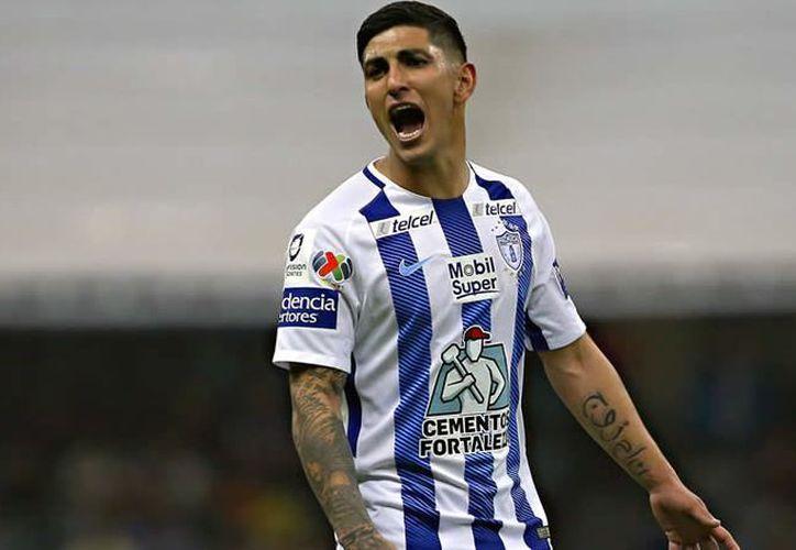 Las malas noticias para Víctor Guzmán se confirmaron. (Imago7)