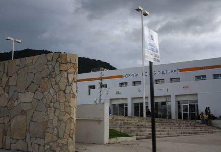 Los lesionados fueron trasladados al Hospital de las Culturas, en San Cristóbal de las Casas. (Archivo/Agencias)