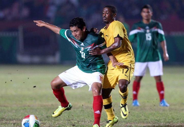 El desempeño de las selecciones nacionales de futbol de México lo llevaron hasta el lugar 20 de la FIFA durante 2014. La imagen es únicamente de contexto. (NTX/Archivo)