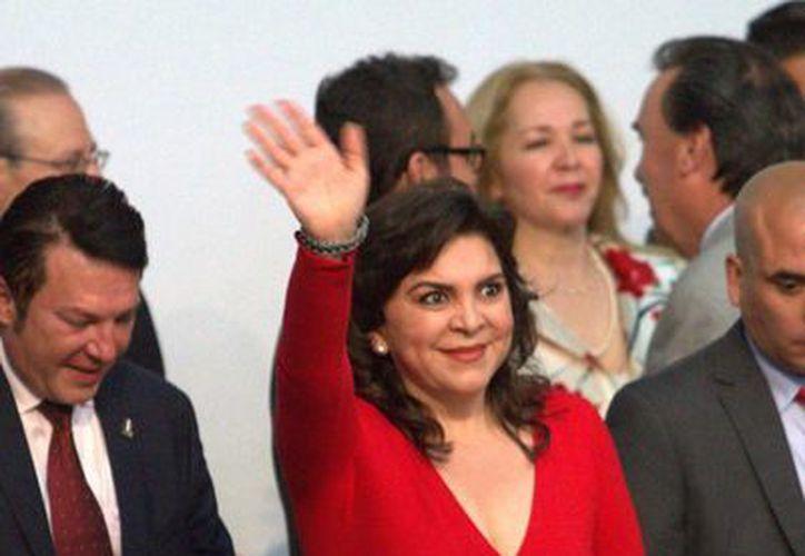 Yucatán tendrá 10 diputados federales, los cinco de elección directa -que ganó el PRI- y otras cinco plurinominales, una de las cuales tiene la exgobernadora de Yucatán, Ivonne Ortega Pacheco. (Archivo/Notimex)