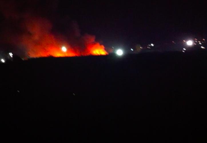 Los reos incendiaron las instalaciones del penal de Ciudad Victoria. (Animal Político)