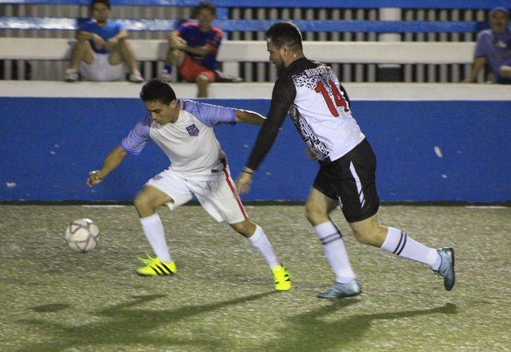 Fue una jornada donde en todos los encuentros se ganaron por goleada a sus adversarios. (Miguel Maldondad/SIPSE)