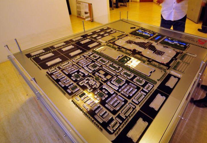 El Dragon Mart fue presentado como un proyecto empresarial en 2011. (Israel Leal/SIPSE)