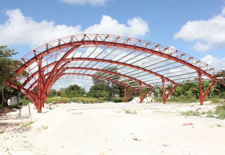 En breve también se inaugurarán los nuevos domos en las comunidades rurales. (Cortesía/SIPSE)