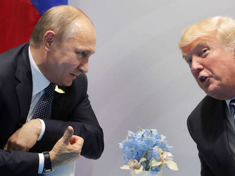 In the USA, is suspected that Donald Trump colluded with Russia during the presidential election. (AP)