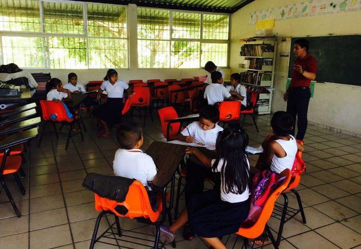 La prueba Planea 2015 se aplicará en primarias y secundarias de Yucatán. (Notimex)