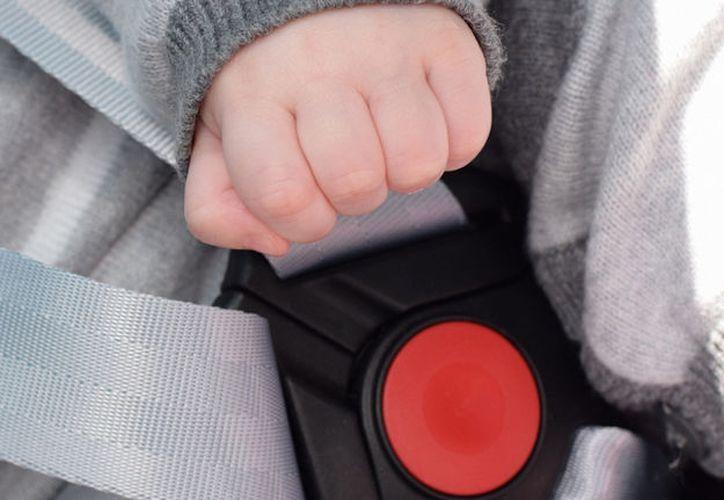 Una niña, de seis años de edad, ahorcó a su hermano, de un año, cuando el padre de ambos los dejó solos en un automóvil. (iStok)