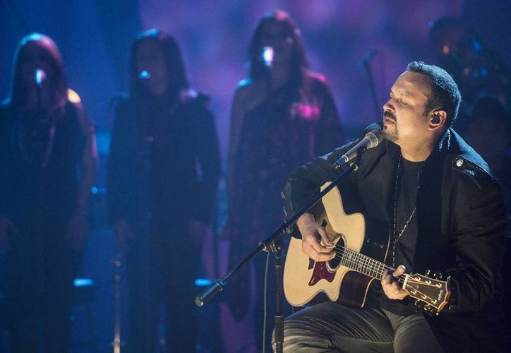 Este año Pepe Aguilar se convirtió en el primer músico de ranchero en grabar un disco MTV Unplugged. (Archivo Notimex)