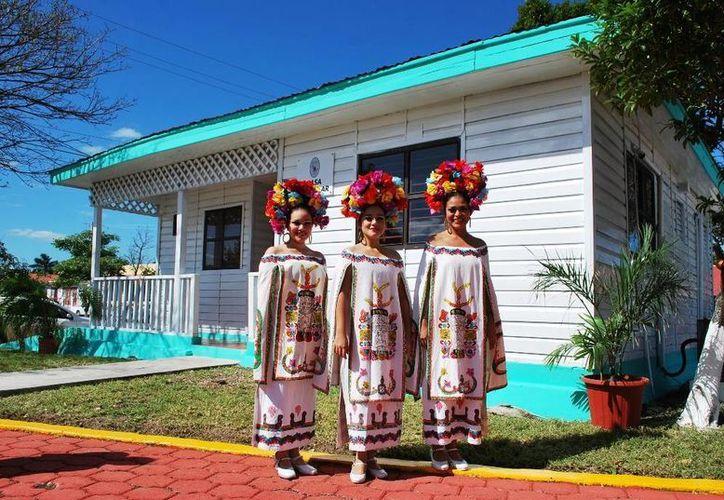La Casa Consular de Chetumal está ubicada en la Explanada de la Maqueta de Payo Obispo, frente a Palacio Legislativo. (Harold Alcocer/SIPSE)