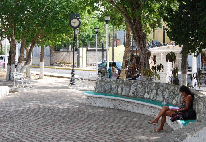 Las obras consisten en la remodelación de la imagen urbana de la Avenida Tulum; en una segunda etapa se contempla el parque de Las Palapas y el rescate de los mercados Ki Huic y Pancho Villa . (Tomás Álvarez/SIPSE)