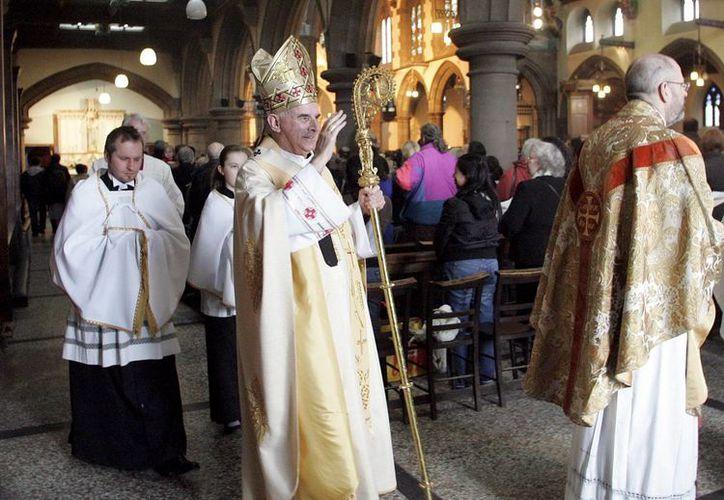 El cardenal Keith O'Brien, arzobispo de St. Andrews y líder de la Iglesia católica escocesa. (Archivo/EFE)