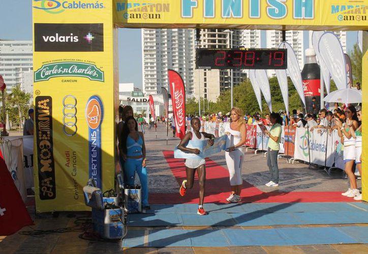 El maratón se realizará el próximo 5 de diciembre. (Israel Leal/SIPSE)