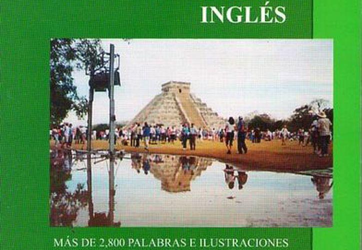 El libro de 414 páginas, presentado a través de la librería Educal, contiene conceptos en maya traducidos al español en adverbios, conjugaciones y preposiciones, entre otros. (Redacción/SIPSE)