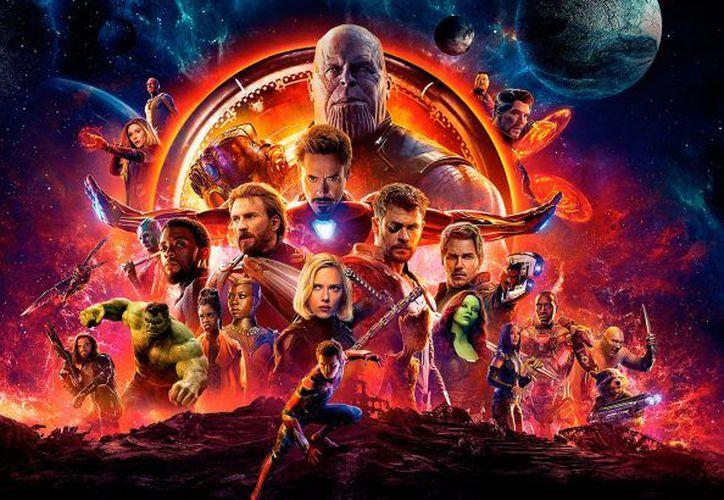 Avengers: Infinity War también ha roto records en Rusia (Marvel)