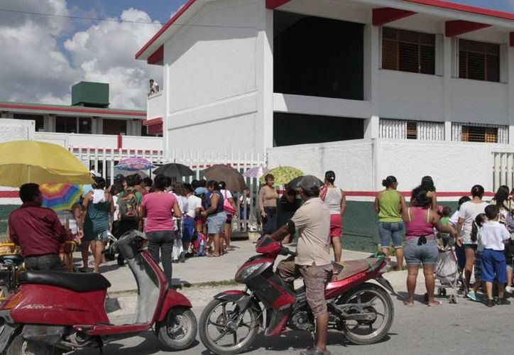 En Quintana Roo existe un mayor índice de prevalencia en el consumo de drogas. (Tomás Álvarez)