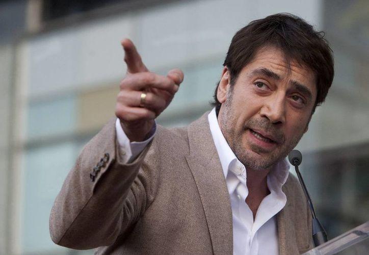 Bardem es uno de los actores españoles más cotizados en todo el mundo. (EFE)