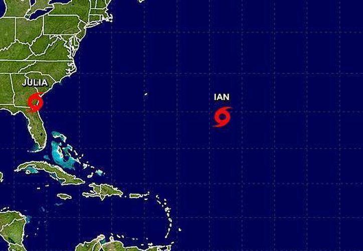 Se espera cielo nublado en Quintana Roo. (NOAA)