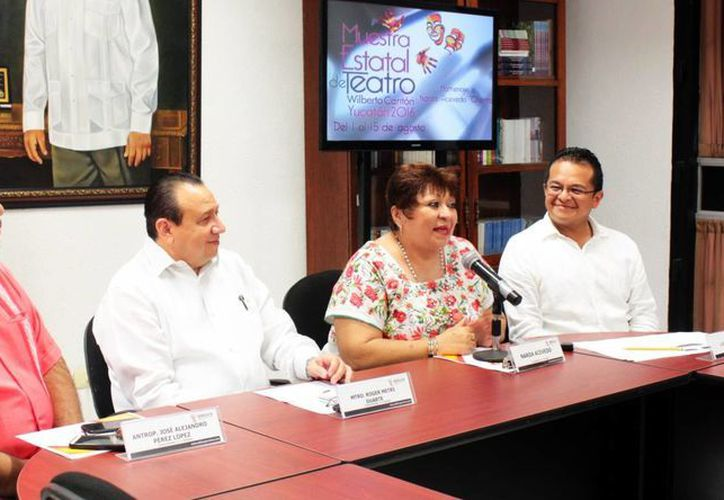 El festejo teatral comenzará el próximo lunes, a las 20 horas, con la presentación de la obra  'Noches del Teatro Herrera', en el  'Daniel Ayala'.(Milenio Novedades)
