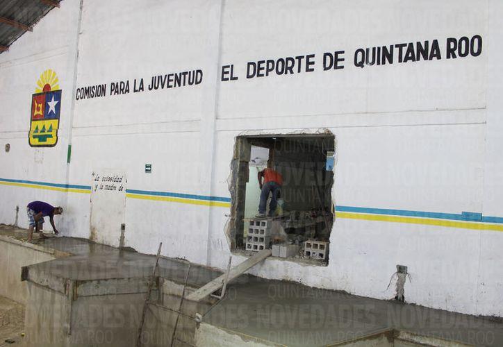 El costo de la rehabilitación de la Unidad será de 3.7 millones de pesos. (Foto: Joel Zamora/SIPSE).
