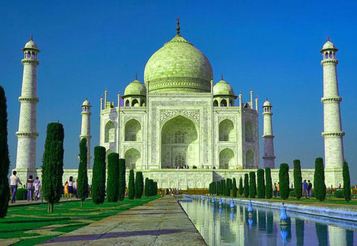 El Taj Mahal se encuentra en la ciudad de Agra y fue construido en el siglo XVII. (Milenio)