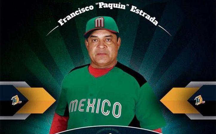 Francisco 'Paquín' Estrada, nuevo manager de Bravos de León, se encuentra desaparecido desde este jueves, según información de la directiva.(Foto tomada de Twitter/Bravos de León)