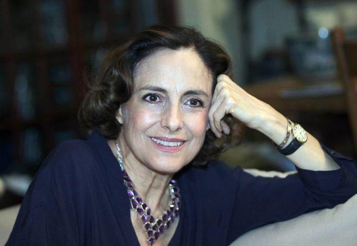 Diana Bracho colabora con jóvenes creadores. (Archivo/Notimex)