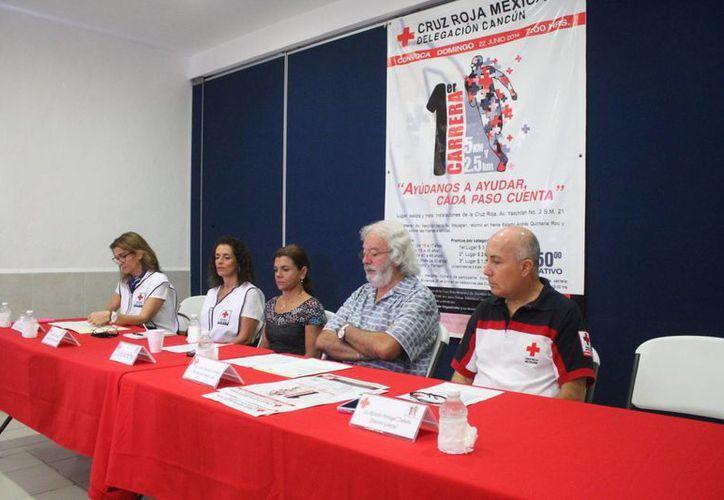 Carlos Constandse Madrazo dijo que lo que se recaude será para mantenimiento. (Sergio Orozco/SIPSE)