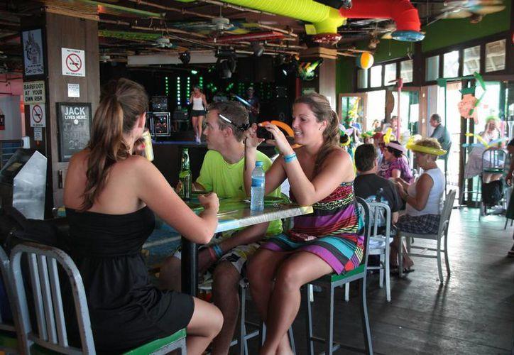 La isla está rezagada en turismo estudiantil estadounidense. (Julián Miranda/SIPSE)