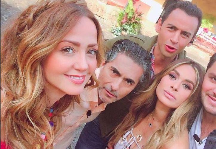 En el programa, las conductoras aclararon que Andrea sí fue invitada al festejo de Galilea. (Foto: Instagram)