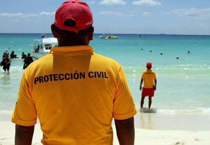 Esta semana inicia el operativo de seguridad de la temporada decembrina. (Adrián Barreto/SIPSE)