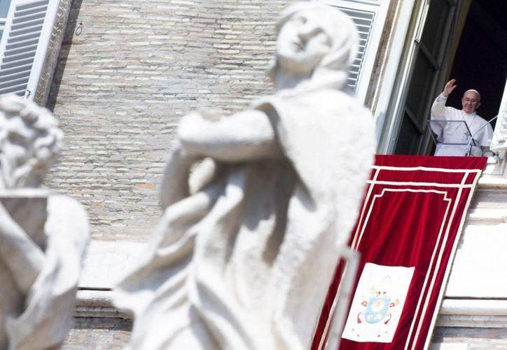 El próximo 2 de mayo, Jorge Bergoglio celebrará una misa en Roma en una jornada dedicada a recordar a este beato franciscano. (EFE)