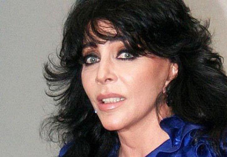 Verónica Castro no asistió a la boda de su hijo. (Contexto/Internet).