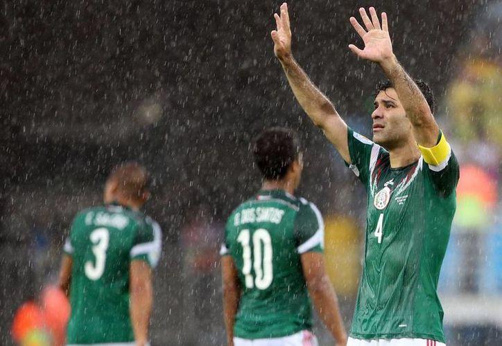 El capitán de la Selección mexicana en Brasil 2014, Rafael Márquez, volverá a jugar en el extranjero, esta vez en Italia, con el club Hellas Verona. Anteriormente, jugó con el Mónaco de Francia, Red Bulls de Nueva York y Barcelona de España. (Archivo/NTX)