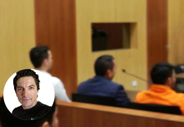 Alejandro L.G. fue declarado culpable por ecuanimidad por homicidio calificado con la agravante de alevosía y traición. (SIPSE)
