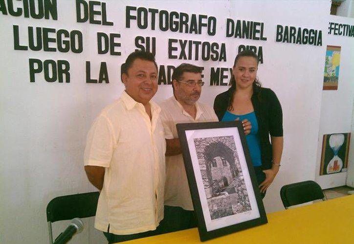 El próximo lunes 17 de junio inaugurará una muestra fotográfica en Plaza Península. (Cortesía)