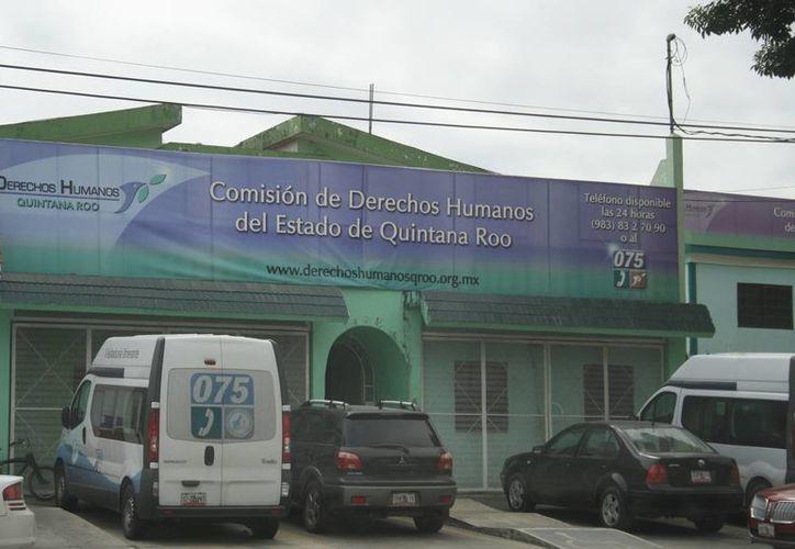 La Comisión de los Derechos Humanos de Quintana Roo inició un diagnóstico sobre el nivel de capacitación de policías. (Gerardo Amaro/SIPSE)