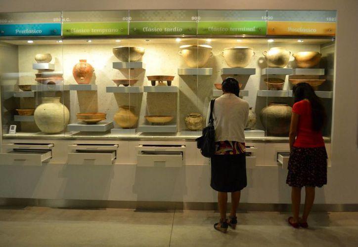 El Gran Museo del Mundo Maya ha sido visitado por unas 200 mil personas en sus poco menos de dos años de existencia. (Notimex)