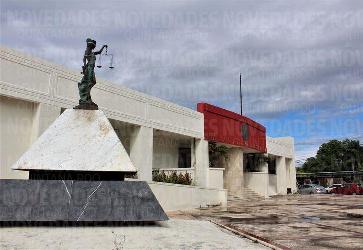 A nivel local existe una iniciativa para la eliminación de la pensión vitalicia a magistrados, solo que en Quintana Roo se quedó en iniciativa. (Foto: Benjamín Pat/SIPSE)