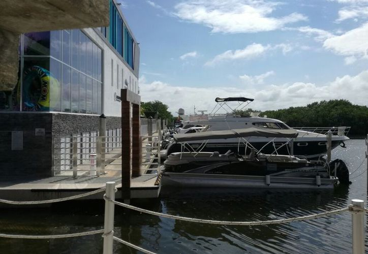 Se han realizado visitas de inspección en la marina. (Israel Leal/SIPSE)