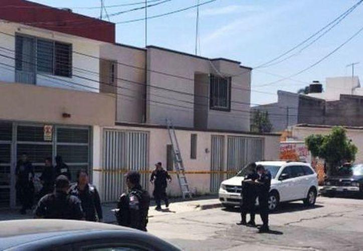 Las víctimas encontradas en la vivienda de Tepic, presentaban signos de tortura. (Foto: Milenio.com)
