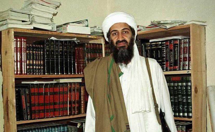 Osama Bin Laden murió en mayo de 2011. (Archivo/AP)