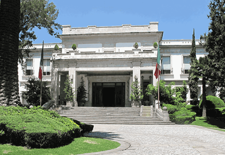 Una de las áreas que se podrá conocer será la casa donde vivió el expresidente Miguel Alemán. (Foto: Internet)