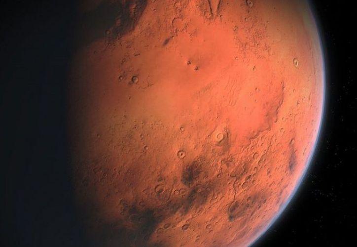 Se podrá observar el mayor diámetro de Marte con un telescopio el último día de este mes. (excelsior.com)