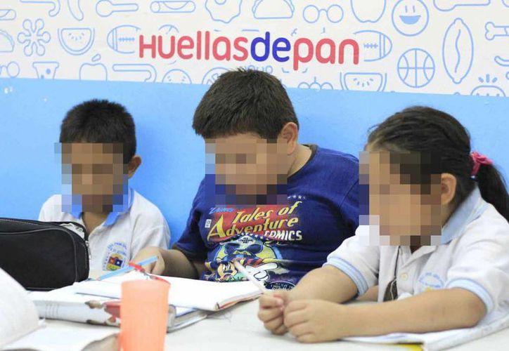 La fundación Huellas de Pan recalcó que la fundación tiene las puertas abiertas para todo aquel que lo necesite. (Sergio Orozco/SIPSE)