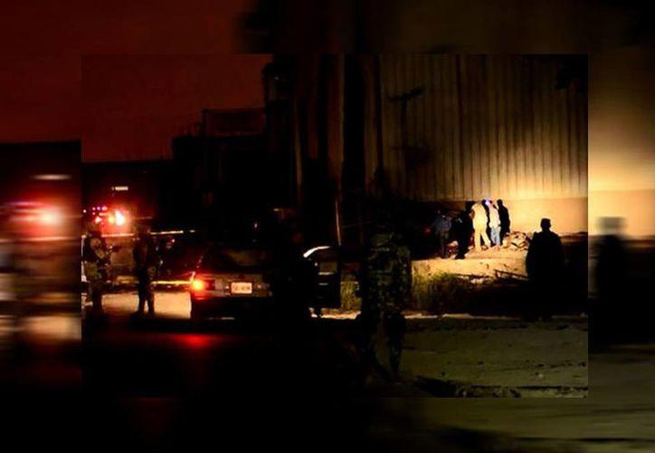 El operativo de rescate inició desde la noche del sábado. (Milenio Digital)