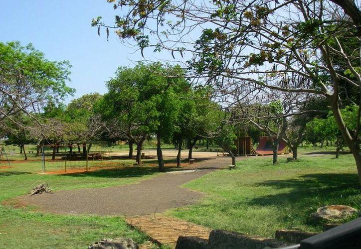 Imagen del parque parque Mirador Sur en Santo Domingo, donde el mexicano Rubén Daniel Núñez Piña fue atacado a puñaladas. (panoramio.com/MMarenco)