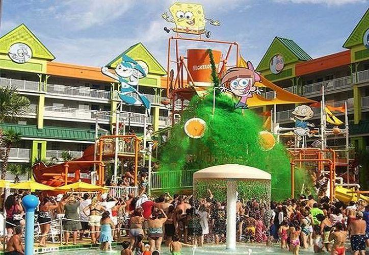 Se espera que el hotel temático comience a operar para finales del primer semestre de 2017 en la Riviera Maya. (www.bestday.com)