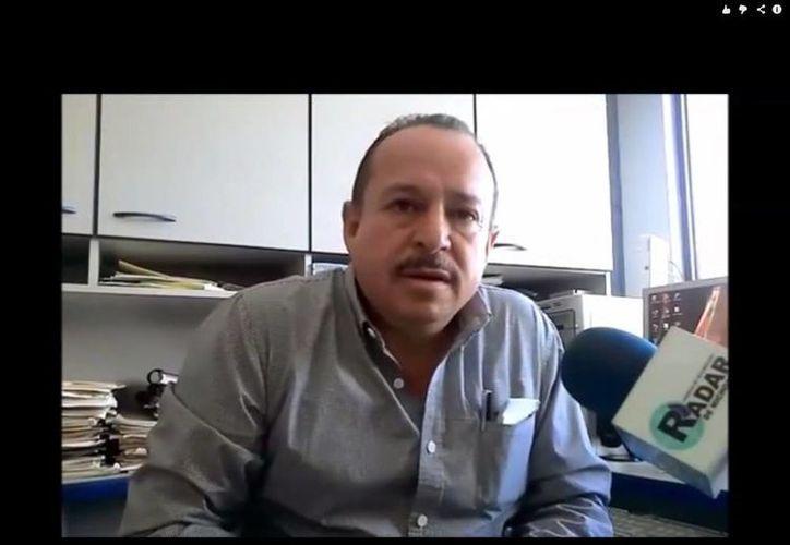 De acuerdo con la PGR, después de que Martínez Pasalagua rindió su declaración ministerial fue dejarlo en libertad bajo las reservas de ley. (YouTube)